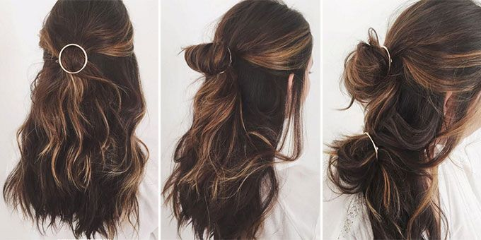 Chic hairstyles to try for work or the office