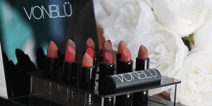 It's time to inject semi-matte magic into your everyday routine with VonBlü Cosmetics.