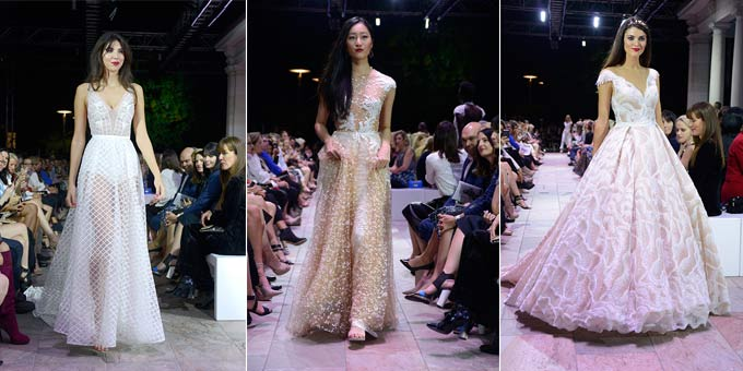We have the wrap up on Queensland's top designers who grabbed our attention from the McKinney's Jewellers Group Show at Mercedes-Benz Fashion Festival Brisbane 2017.