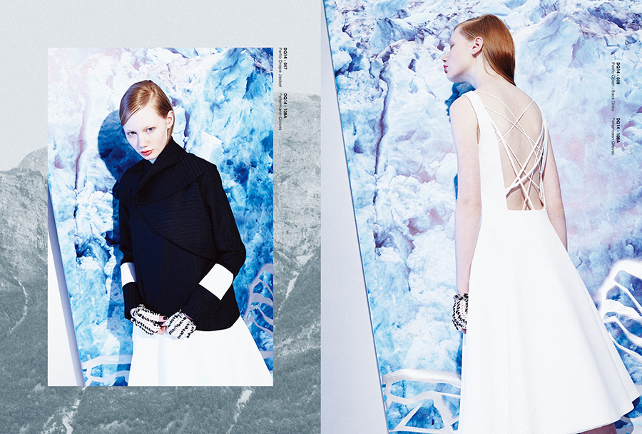 REVEAL | Doris Q is Chasing Ice for AW 2015