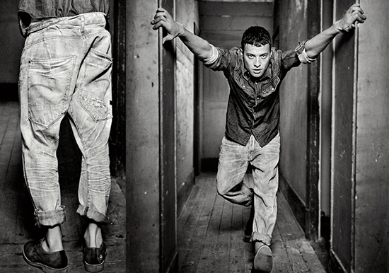 G-Star Raw Jeans Shakes it Up with New Campaign