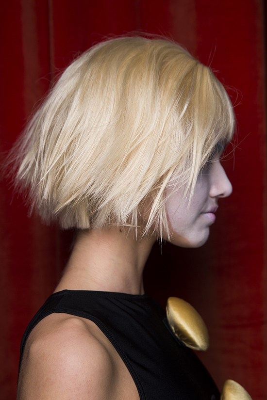 Sophie Webster AW15 London Fashion Week | Hair How To