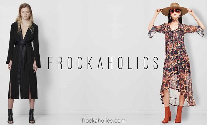 Frockaholics online dating