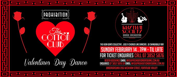 Valentines Day Prohibition