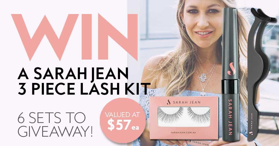 Would you like to win flirty, voluminous lashes? Well, then this competition is for you!
