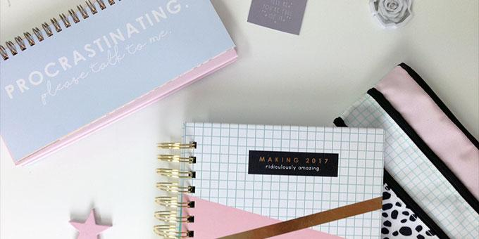 Create an Instagrammable desk and work space with Typo