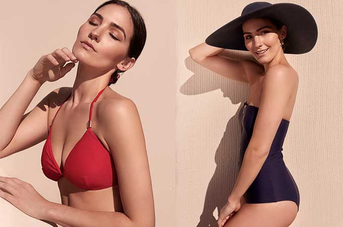 We're welcoming Klassikoz into our wardrobes with open arms as they transform how we look and feel thanks to their clever collection of swimwear.
