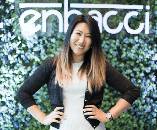 A Day In The Life Of Skincare Founder Yong-Li Zhou from Enbacci