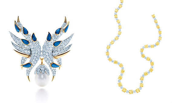 Tiffany & Co. To present the rarest statement collection to Australia