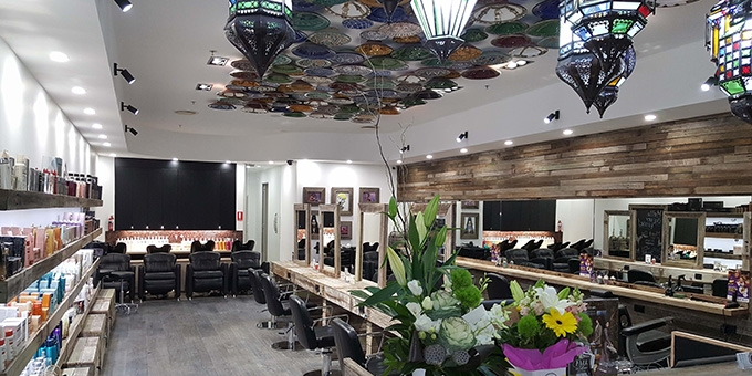 A majestic service is guaranteed with a visit to Royals Hair salon.