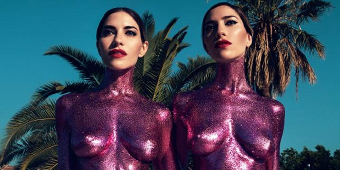 Yes, you read that correctly. The Veronicas are still around and they've dropped a new single, 'In My Blood'.