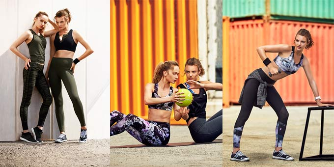 Stylishly work up a sweat with premium Australian fitness fashion destination, Running Bare.