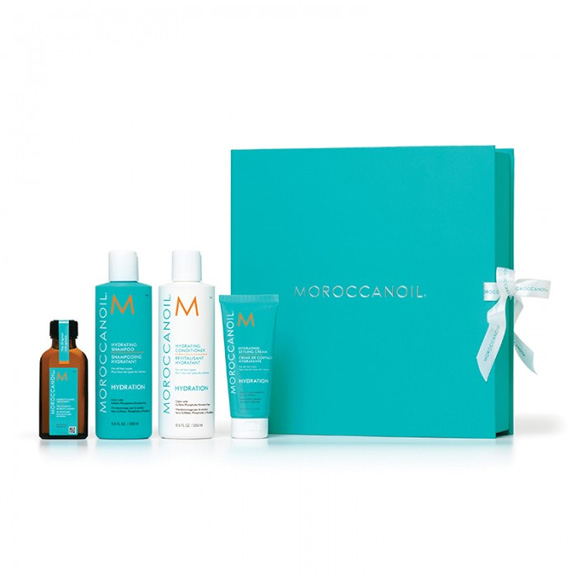 Moroccan Oil Holiday Gift Collection - Hydration Essentials, $70.25