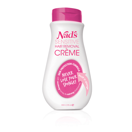 Nad's Sensitive Hair Removal Creme 300ml 2D, RRP $14.95