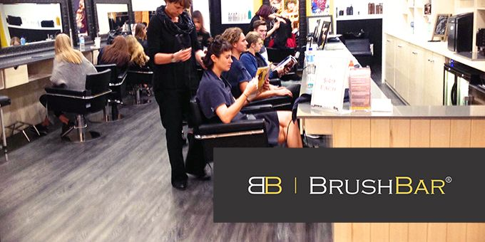 Hairdressing at Brush Bar
