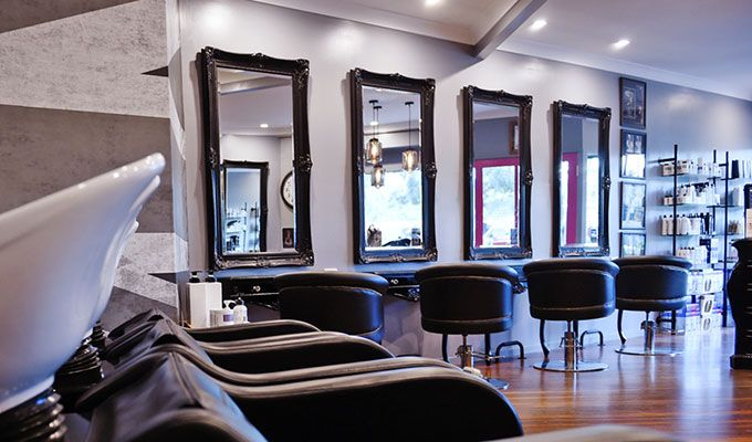 Queensland's best hair salon Urban Chic