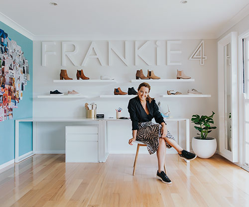 A Day In The Life Of Caroline McCulloch from FRANKiE4 Footwear