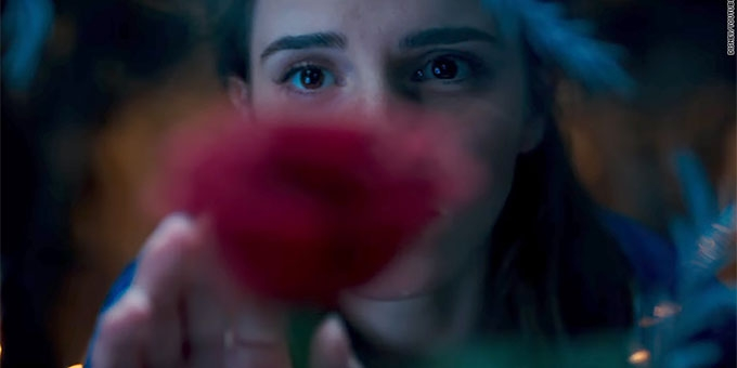 The Beauty and the Beast teaser trailer is here and we seriously can't even!