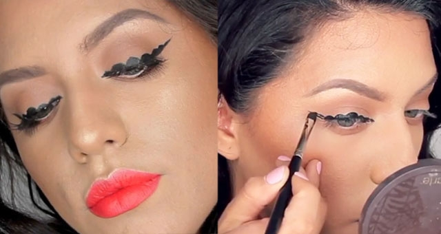 The latest Bubble Eyeliner Trend will blow your mind by YouTuber Jenny Gonzalez.