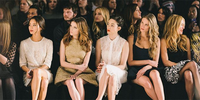 Survival guide for surviving front row at Fashion Week