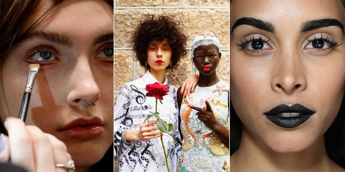 The best beauty looks from MBFWA