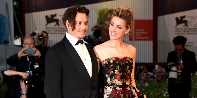 Johnny Depp and Amber Heard breaking up