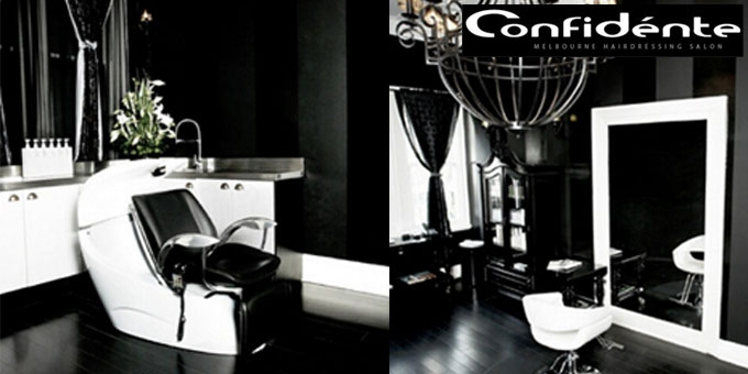 Confidente is Melbourne's best salon