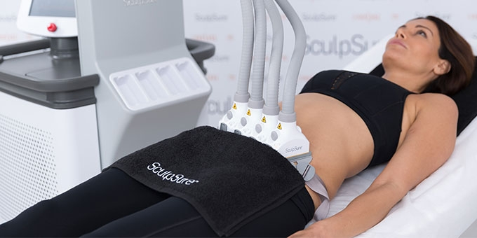 SculpSure is the talk of the town! Who knew there would be a non-invasive way to target those body blues.
