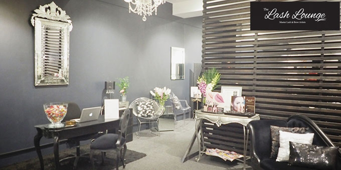 The Lash Lounge is Sydney's best brow and lash studio
