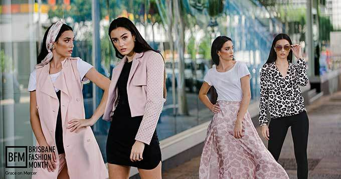 Celebrate all things local with Brisbane's most exciting competition thanks to Brisbane Fashion Month!