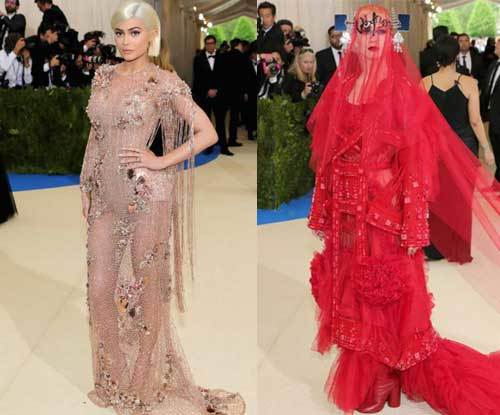 2017 Met Gala: The Top Five Best and Worst Dressed