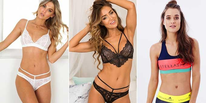 f85fff066e The 6 types of lingerie styles every woman needs - Fashion Weekly ...