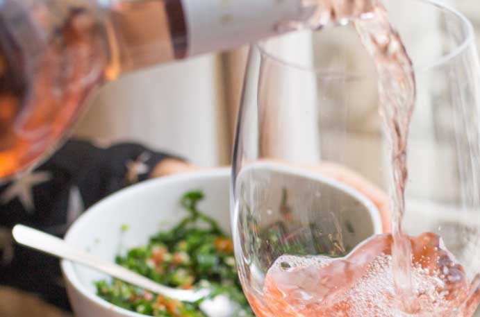 Grab your squad for the Rosé Revolution at The Osbourne Hotel for a Pinknic in the Garden.