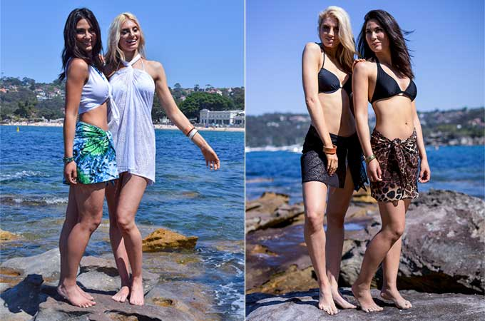 There is no one way to look stylish and cool with Australian resortwear label, SKARONG.