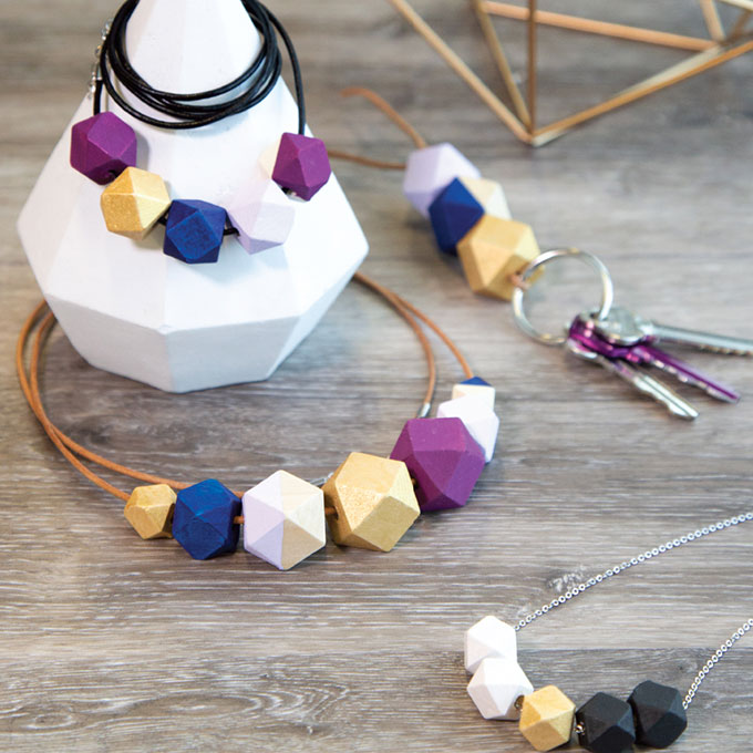 Make your own jewellery with Micador for Home