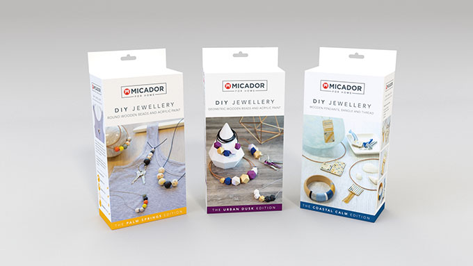 Micador for Home want to gift 5 lucky readers with all three Micador for Home DIY Jewellery Kit collections valued at $72! Enter the competition today by clicking on the image below.
