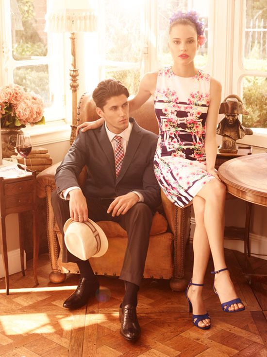 Spring Racing Inspiration with Harris Scarfe