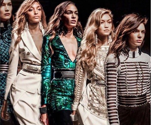 226632ad37a2 The world has freaked out over the launch of H&M X Balmain