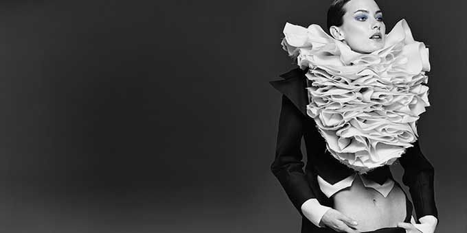 Get excited to get up close and personal with Viktor&Rolf