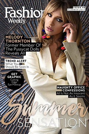 Fashion Weekly Magazine | Issue #48 Summer Sensations