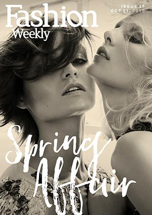 Fashion Weekly Issue 37 Spring Affair