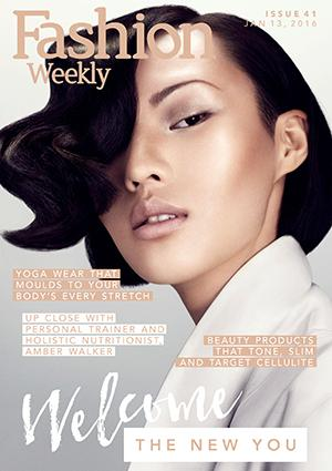Fashion Weekly #41 Welcome the New You