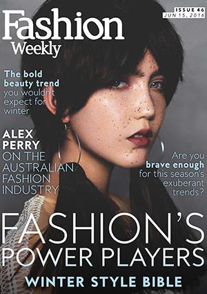 Fashion Weekly Magazine | Winter Style Bible 2016 Issue #46